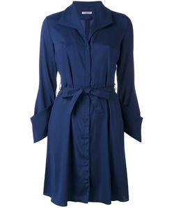 Cacharel | Belted Shirt Dress 40