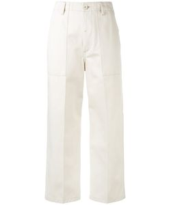 Golden Goose Deluxe Brand | Patch Trousers