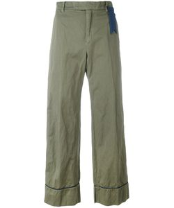 The Gigi | Straight Trousers Size 46