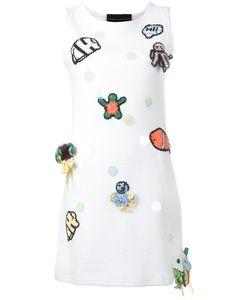 Michaela Buerger | Patches Mini Tank Dress Size Medium