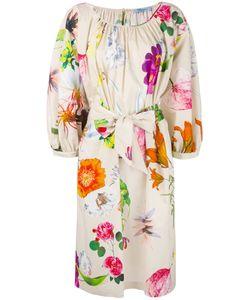 Blumarine | Print Belted Dress Women
