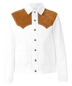 Umit Benan | Western Shirt Jacket 48