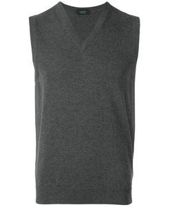 Zanone | V-Neck Pullover Size 46