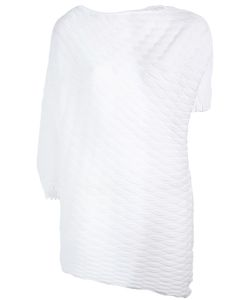 Issey Miyake | Asymmetric Oversized Top Size