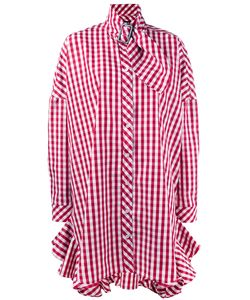 House Of Holland | Gingham Shirt Dress Women