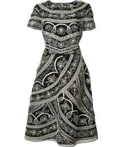 Oscar de la Renta | Print Dress Size 6