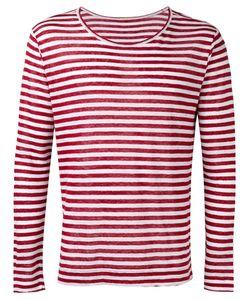 Massimo Alba | Striped T-Shirt Size Small