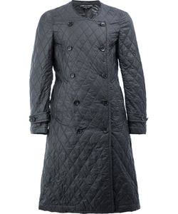 Comme Des Garçons Homme Plus   Quilted Double Breasted Coat Size