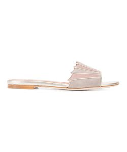 Malone Souliers | Louisa Flat Sandals Size 38