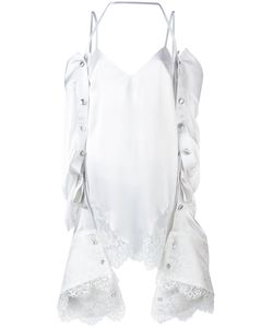 Y / Project | Removable Elongated Sleeves Blouse