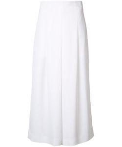 Tibi | Flared Cropped Trousers Women 2