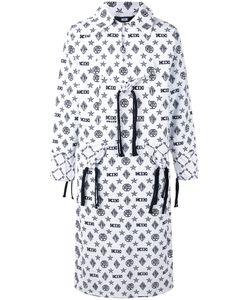 KTZ | Monogram Printed Coat