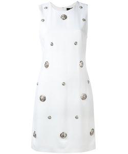 Versus | Logo Embellished Dress 40