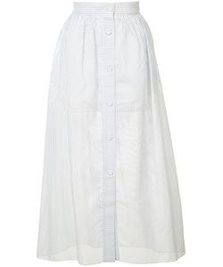 Vilshenko   Cape Sleeve Blouse Size 8