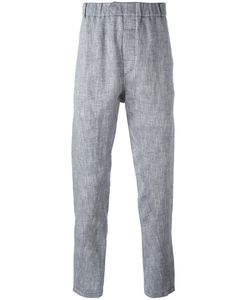 Ann Demeulemeester Grise | Ramson Trousers Medium Cotton/Linen/Flax