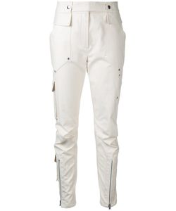 Courrèges   Stud Pocket Tapered Trousers