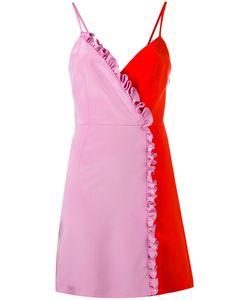 Fausto Puglisi   Colour Blocked Mini Dress