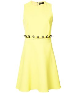 David Koma | Embellished-Waist Dress