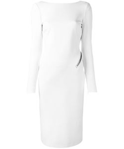 Tom Ford   Open Back Fitted Dress Size