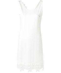 Blumarine | Leaf Hem Dress 46