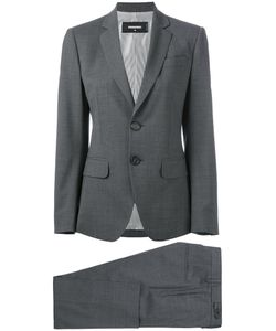 Dsquared2 | 1petto Trouser Suit 44 Virgin Wool/Spandex/Elastane/Polyester