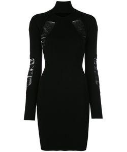 Versus | Cut-Out Detail Knit Dress