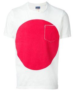 Blue Blue Japan | Dot Print T-Shirt