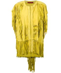 Di Liborio | Fringe Detail Jacket