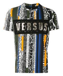 Versus | Printed T-Shirt Xl
