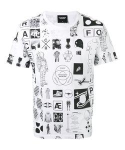 Christopher Raeburn | Manifesto Print T-Shirt Size Small