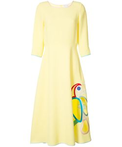 Mira Mikati | Parrot Dress 38