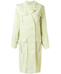 Jean Louis Scherrer Vintage | Double Breasted Coat Size