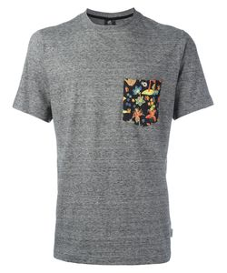 PS Paul Smith   Ps By Paul Smith Printed Pocket T-Shirt