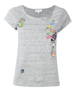 Mira Mikati | Printed Patch T-Shirt Size 42