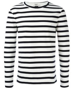 Hope | Striped Sweatshirt Large Cotton