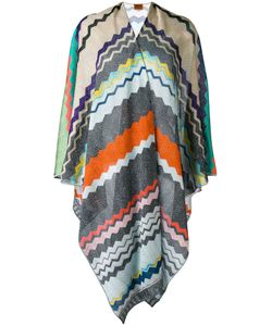 Missoni | Striped Cape
