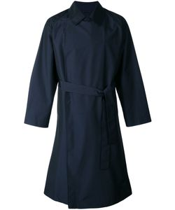 E. Tautz | Double Breasted Trench Coat Size Small