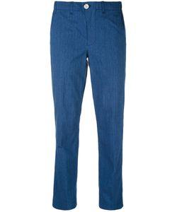 Julien David | Regular Elasticated Trousers Women