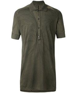 11 By Boris Bidjan Saberi   Longline Polo Shirt