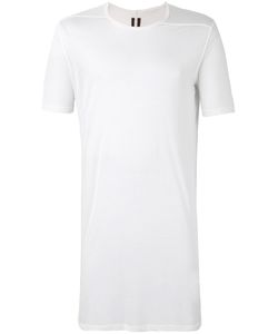 Rick Owens DRKSHDW | Elongated Semi-Sheer T-Shirt Men