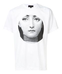 Comme Des Garçons Homme Plus | Face Print T-Shirt