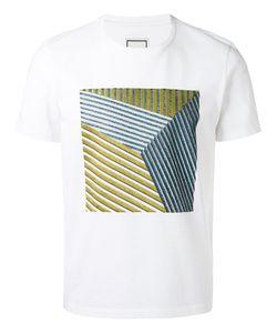 Wooyoungmi | Square Pattern T-Shirt 46