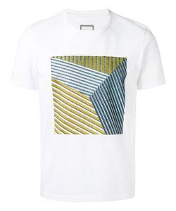 Wooyoungmi | Square Pattern T-Shirt Men 46