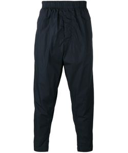 Casey Casey | Gathered Waist Tapered Trousers Large