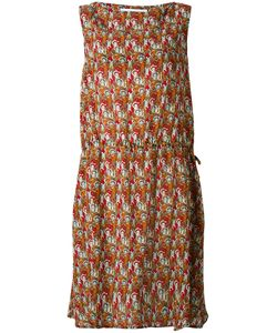 Société Anonyme | Camouflage Drawstring Dress