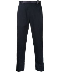 Wooyoungmi | Cropped Tailo Trousers 48 Cotton/Polyester