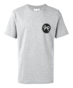 Soulland | Ribbon Print T-Shirt Medium Cotton