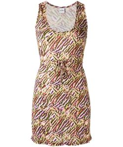 Amir Slama | Printed Beach Dress Medium