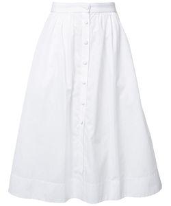 Piamita | Button Up Skirt Xs Cotton