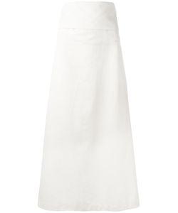 Yohji Yamamoto Vintage | Long Wrap Skirt Large